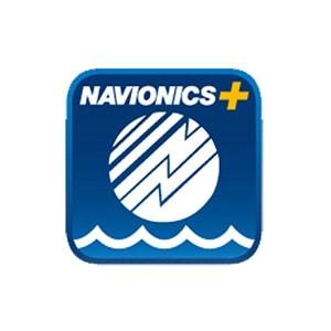 Navionics Nav+ kart