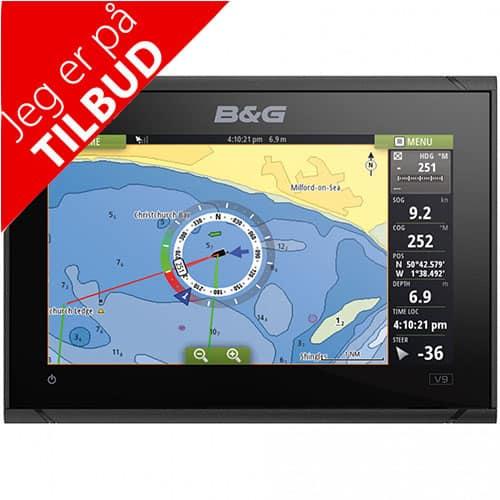 B&G Zeus3 7 SG marine Elektronikkspesialisten