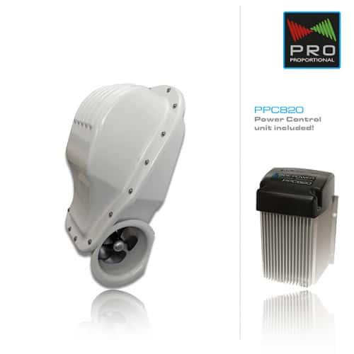 SX PRO serien hekk elektrisk