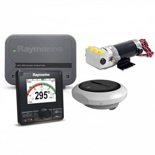 Raymarine Autopilot evolution