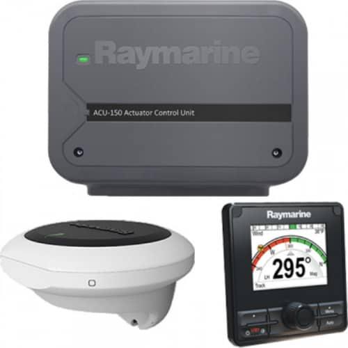 Raymarine ACU150 Evolution pilotpakke