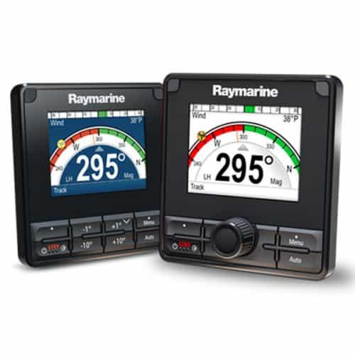 Raymarine p70s og p70Rs